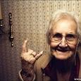 Wild Grannie