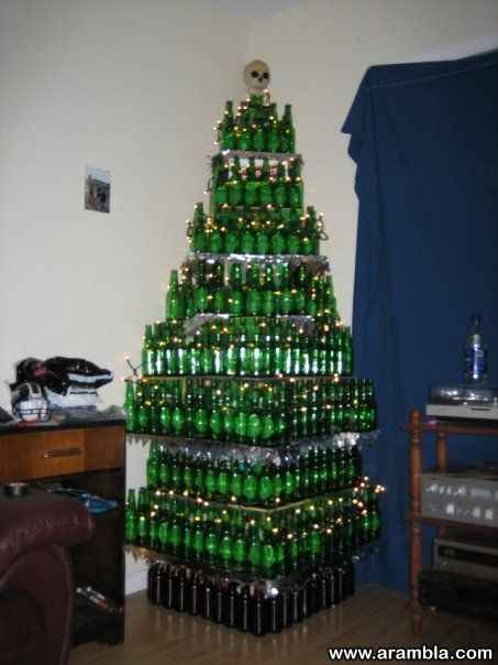 New Years tree