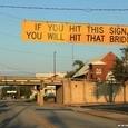 hit this bridge