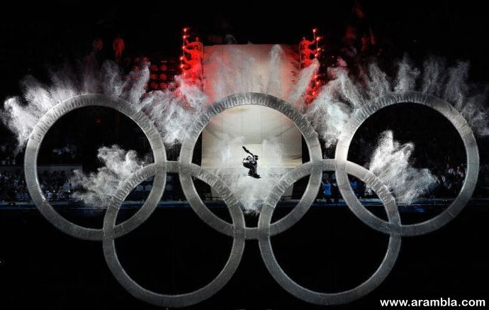 The Best Sport Photos of 2010