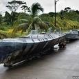 Inside Cocaine-Smuggling Submarines