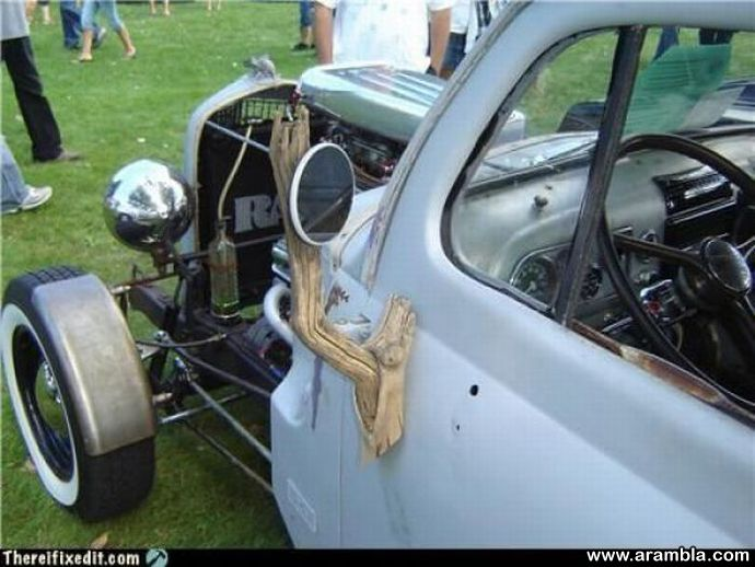 Auto peegel