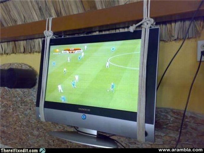 TV kinnitus