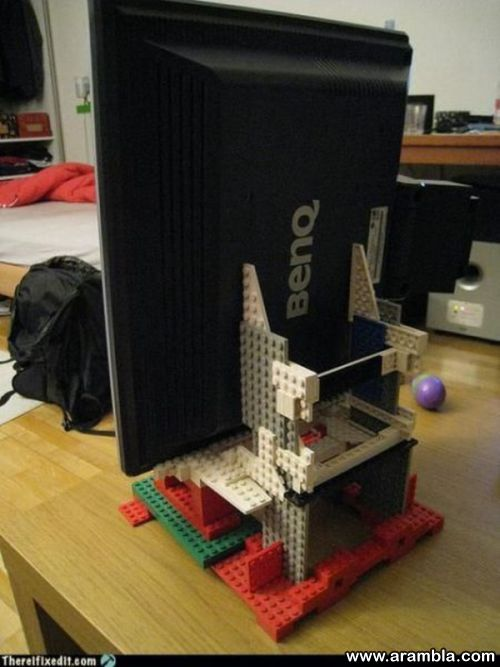 Lego monitor