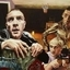 Movie Paintings by Justin Reed