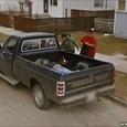 Interesting Images Found on Google Street V