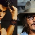 Celebrity Photos From The 90s Vs. Today