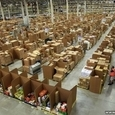 Inside Amazon.com Warehouse
