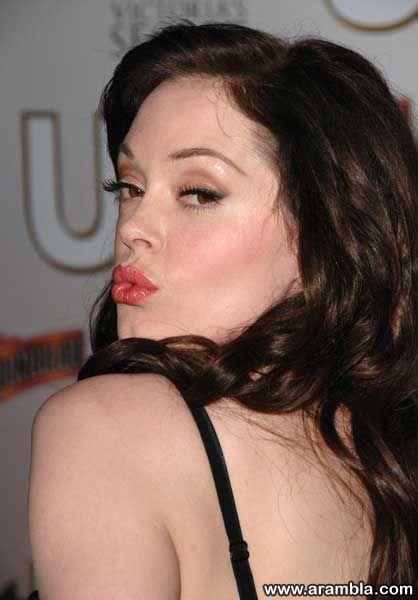 Celebrities Making Duckfaces