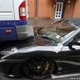 $215,000 Ferrari vs a Delivery Van