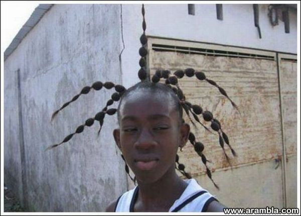Odd Haircuts