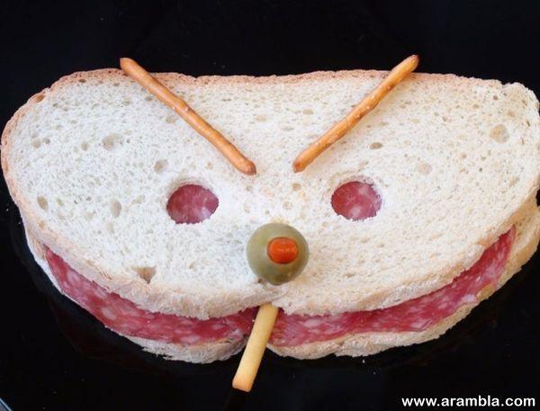 Простые и красивые бутерброды рецепты с фото