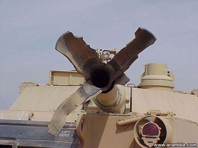Tank fail