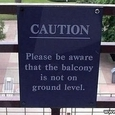 Funny Warning Signs