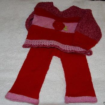 Kampsun + püksid