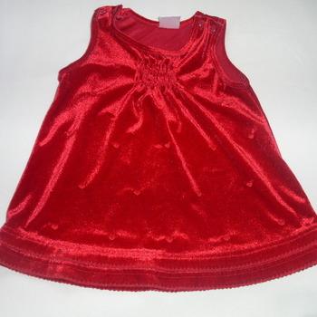 Sametist pidulik kleit