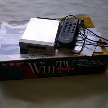 SAT-TV tüüner Hauppauge