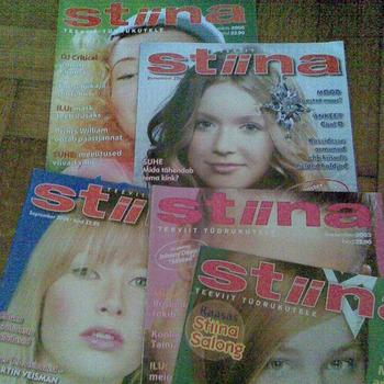 Tüdrukute ja Naiste ajakirju