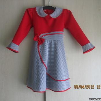 kleit nr. 116/122