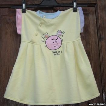 kleit 2-aastasele