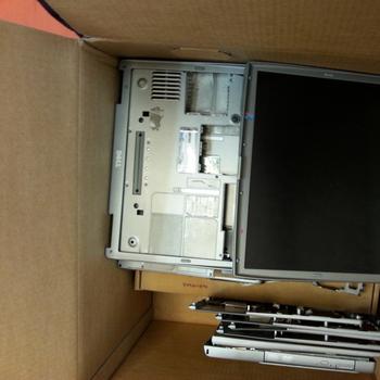 Dell Latitude D505 varuosad