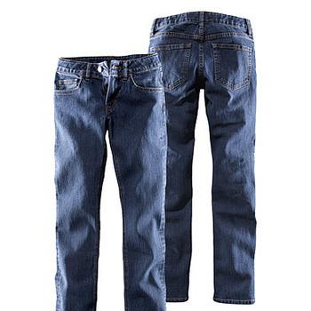 Müüja , trendikad teksad. Selle aasta mudel